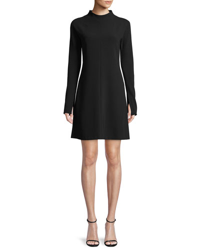 980539d94 Theory Long Sleeves Dress | Neiman Marcus