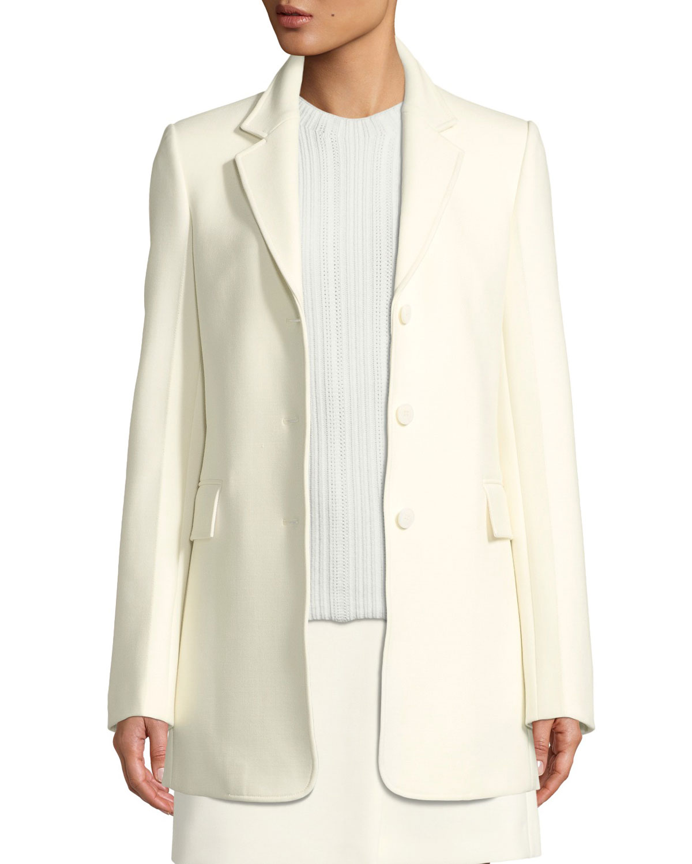 Cardinal Wool-Blend Jacket