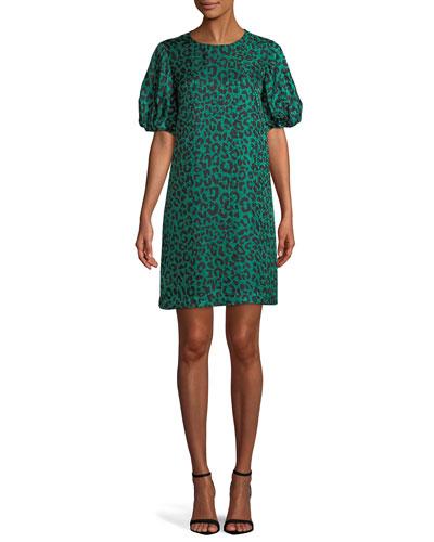 819473d5d8bd Milly Shift Silhouette Dress