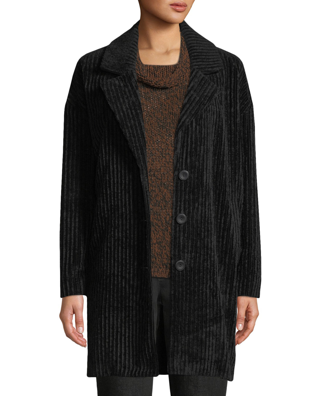 Wide Wale Corduroy Coat