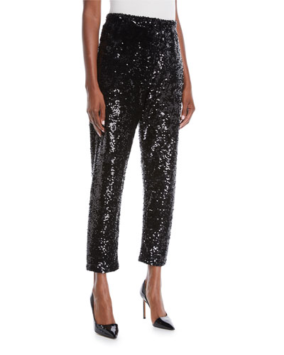 be3df01de08 Imported Sequined Pants
