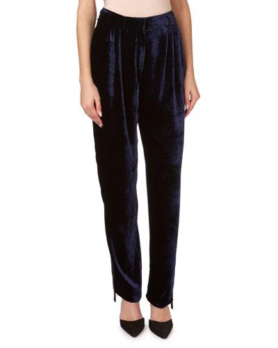 Jena Easy Straight-Leg Trousers