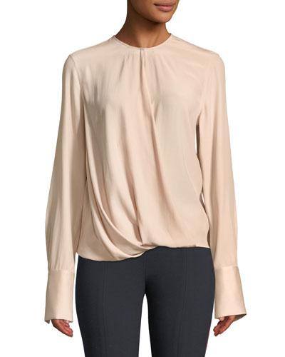 bf9725b914e Womens Silk Blouse