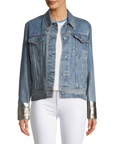 b5ec4a4d9b Jean Jacket Outerwear