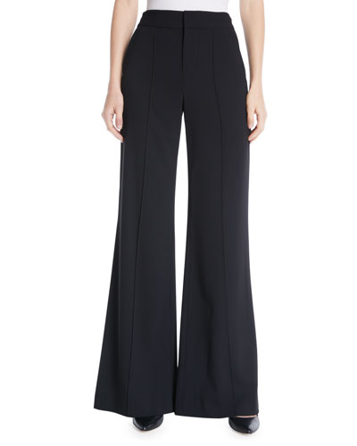 8ec8af9e92 Quick Look. Alice + Olivia · Dylan High-Waist Wide-Leg Pants. Available in  Black