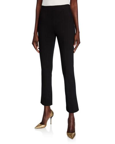 Ponte Slim-Leg Pants
