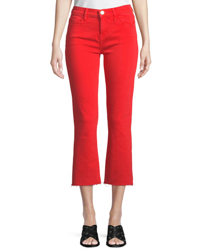 3e5f51f621 Womens Red Jeans