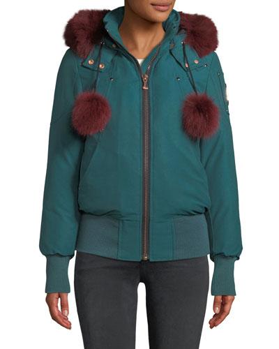 bbc99a05e Fox Fur Jacket