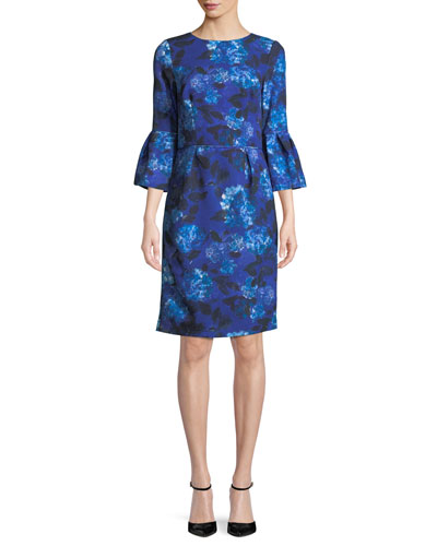 9be1b55e6388 Blue Cocktail Dress