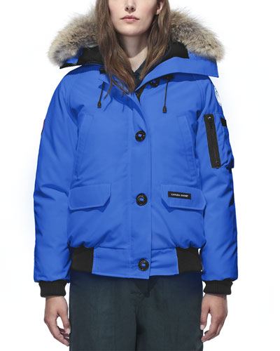 Chilliwack PBI Bomber Coat with Fur Hood