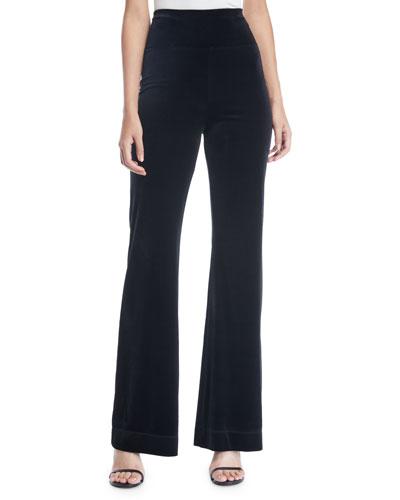 491a18c5b256 Velvet Wide Leg Pants