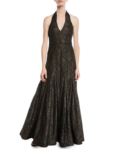 6473ae306d6 Halston Heritage Imported Gown