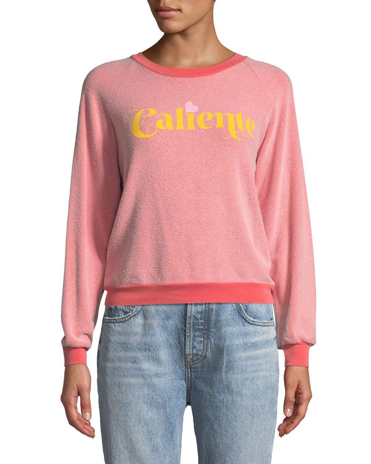 Caliente Shrunken Graphic Sweatshirt