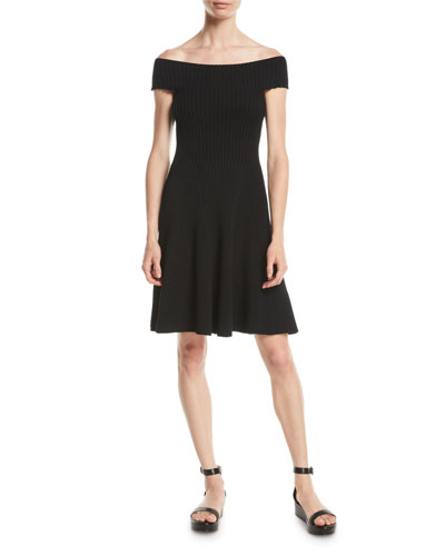 d3a3b14ae10b Quick Look. kate spade new york · off-the-shoulder sweater dress