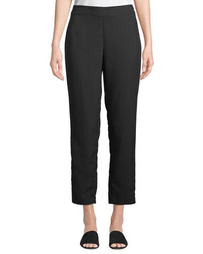 ee447272507d34 Petite Eileen Fisher Pants | Neiman Marcus