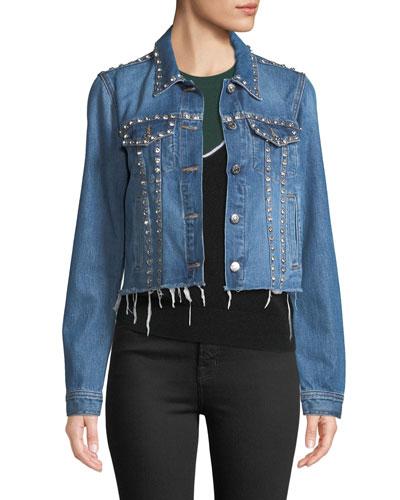 fd46a2b1342 Jean Jacket Outerwear