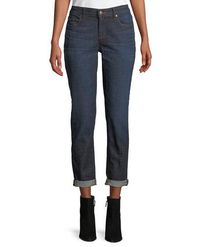 Organic Cotton Boyfriend Jeans