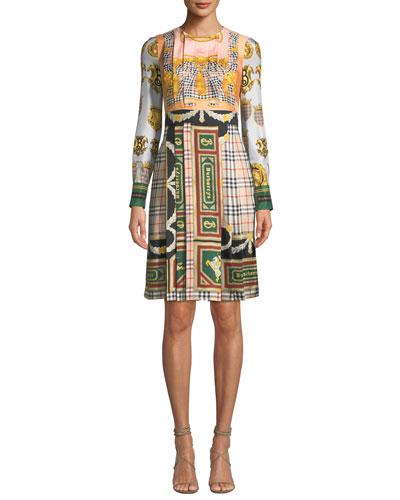 Womens Silk Dress Neiman Marcus Ladies Silk Dress Female Silk Dress