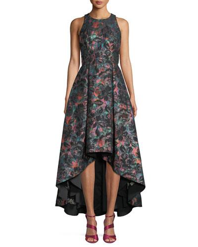 Womens High Low Dress Neiman Marcus