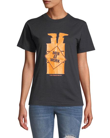 Elizabeth & James Vintage One-of-a-Kind Band T-Shirt