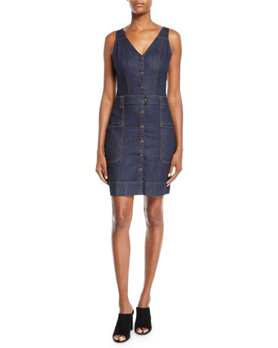 ce2f8c46ba2 Denim Womens Dress