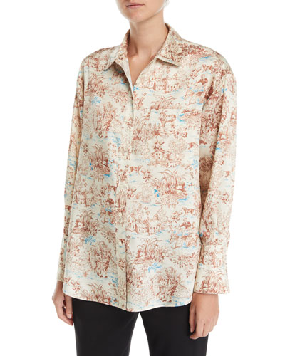 0e7aad83c8f376 Elizabeth And James Womens Top