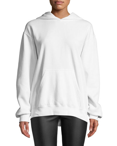 Austin Hooded Graphic Pullover Sweatshirt