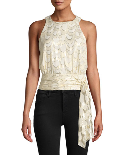 8bf584906390c8 Milly Imported Top | Neiman Marcus