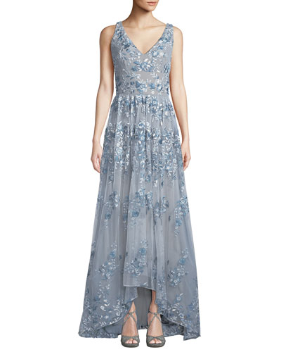 72518623ae6a David Meister Gown | Neiman Marcus