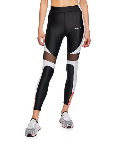 Speed Colorblock 7/8 Performance Tights