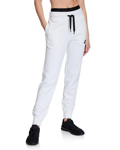 Air Fleece Active Pants w/ Double Waistband