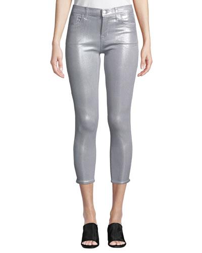 835 Mid-Rise Capri Jeans
