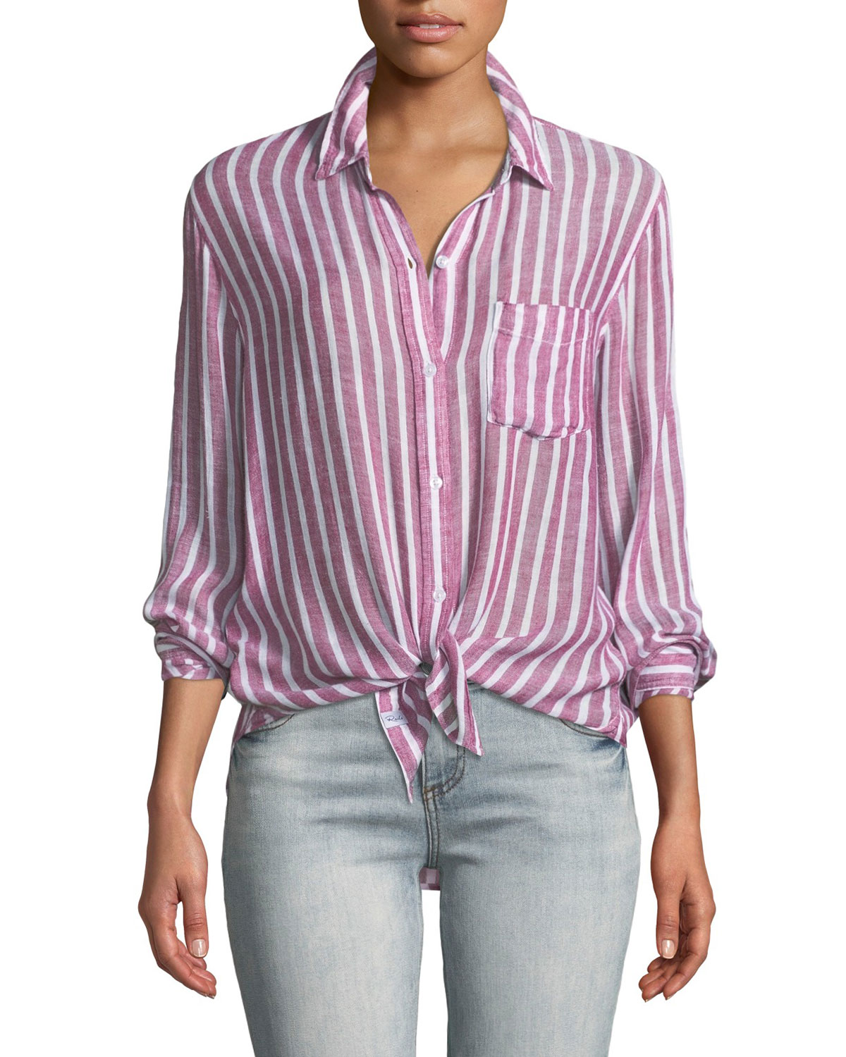 Charli Striped Shirt