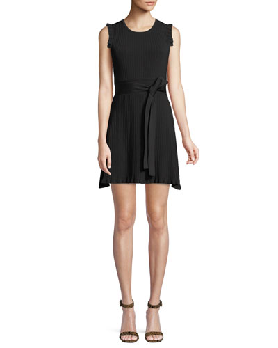 5902437b07 Parker Back Zip Nylon Dress