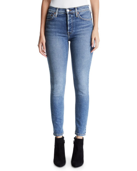 RE/DONE HIGH RISE ANKLE CROP 4 WAY S