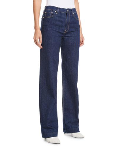 Alexa Wide-Leg Jeans