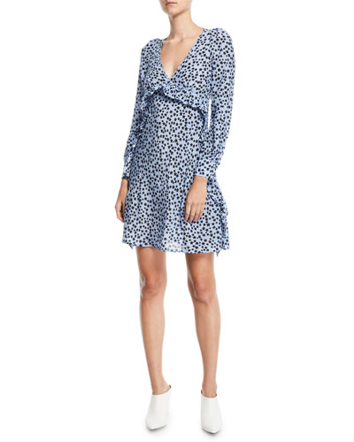 5e46d0ce222 Star Print Dress