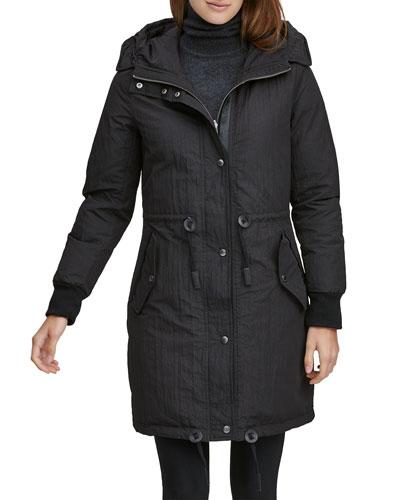 Brixton Reversible Jacket w/ Hood