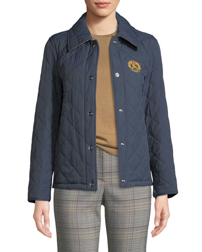 Frinton Diamond Quilted Jacket