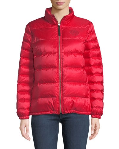 Smethwick Quilted Puffer Jacket