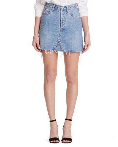b54ba7df8 High Rise Mini Skirt | Neiman Marcus