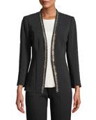 Kobi Halperin Ken Studded Blazer Jacket