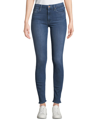 The Looker Mid-Rise Ankle Skinny Jeans