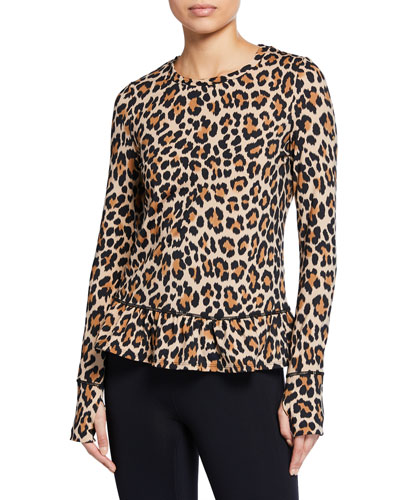 c95098e4ace Leopard Print Top