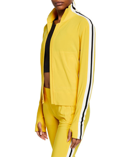 2425f362c0b6 Polyester Spandex Jacket