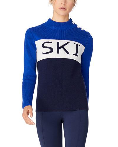 Performance Merino Ski Sweater