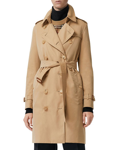Kensington Heritage Belted Trench Coat