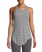 Frank & Eileen Tee Lab Base Layer Striped