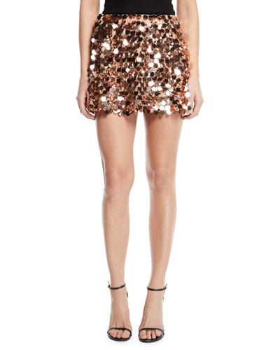 0188152d2a Quick Look. Ramy Brook · Meera Sequined Mini Skirt
