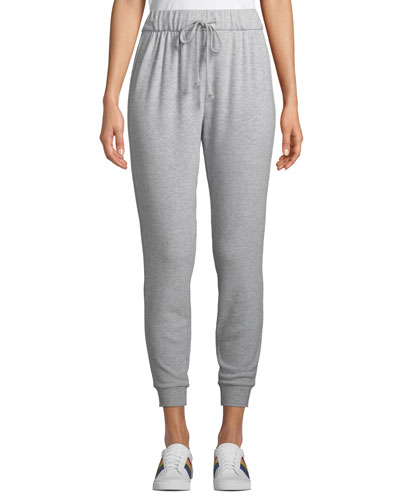 Deano Drawstring Knit Jogger Pants